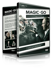 Magic to Go DVD